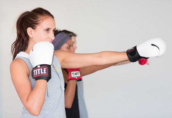 Core Fit Boxercise