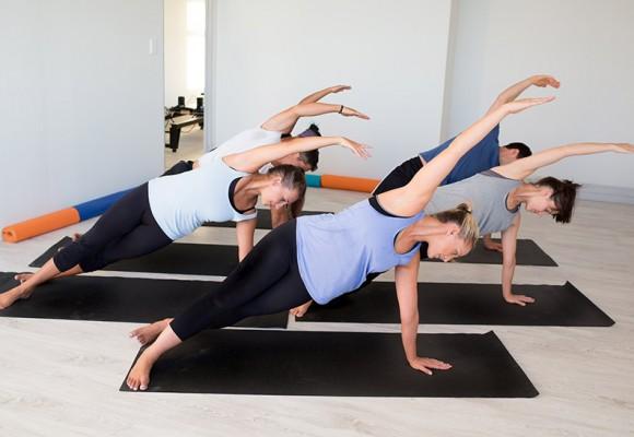 Intermediate/Advanced Pilates Mat