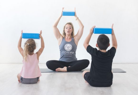 Kids Core Pilates