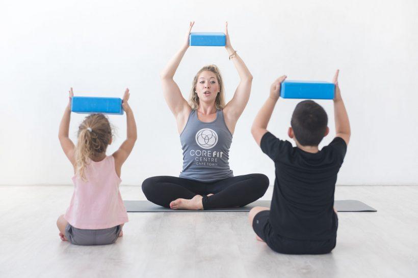 Kids Core Pilates